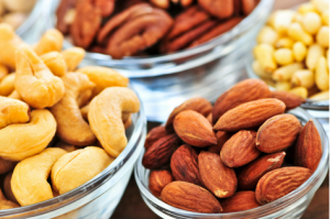 Mixed Nuts High In Good Fats