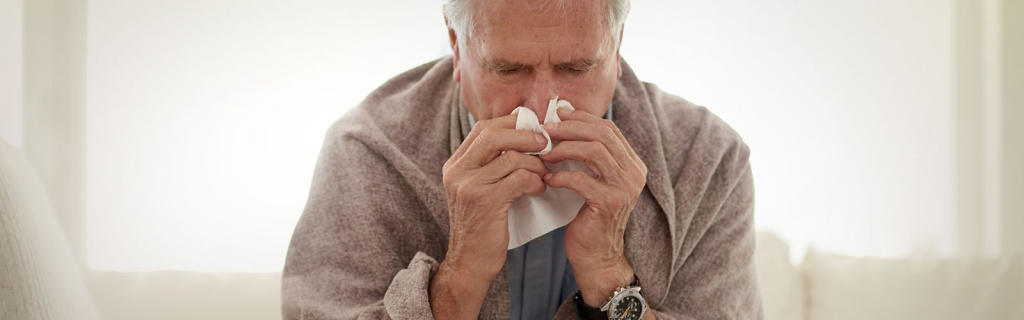 Guide on handling coughs and colds in the elderly